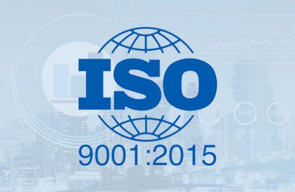 Certificazione ISO 9001:2015 in fase di ottenimento